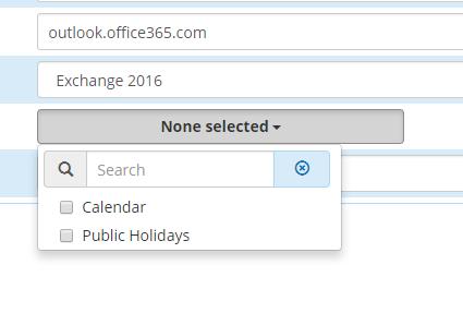 FREEPBX-17162] Error when adding ews calendars - Sangoma Issue Tracker